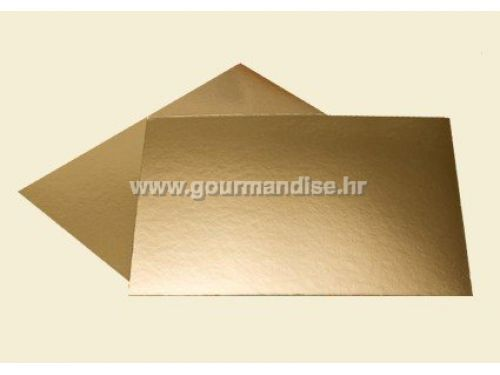 PODLOŽAK, zlatni, 600x400mm