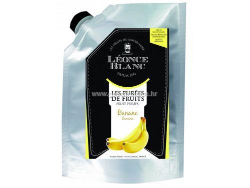 Pasterizirani pire od banane, 1kg - Léonce Blanc