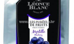 Pasterizirani pire od borovnice, 1kg - Léonce Blanc