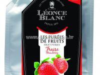 Pasterizirani pire od jagode, 1kg - Léonce Blanc