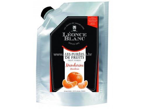 Pasterizirani pire od mandarine, 1kg - Léonce Blanc