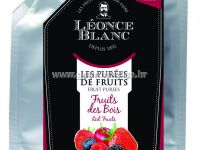 Pasterizirani pire od crvenog/šumskog voća, 1kg - Léonce Blanc