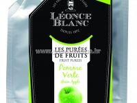 Pasterizirani pire od zelenih jabuka, 1kg - Léonce Blanc