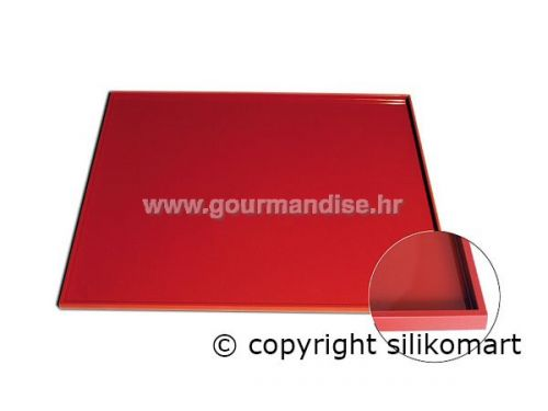 TAPIS ROULADE 05 - Silikonski kalup. Dimenzija 560x360 H20mm