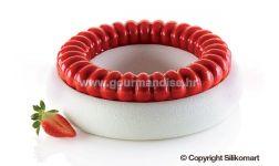 KIT SYMPHONY - silikonski kalup, 240mm, visina 47mm + silikonski kalup, 213mm, visina 31mm + rezač