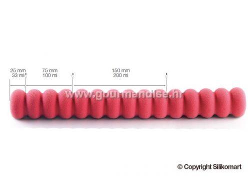 INFINITY - silikonski kalup, dimenzija 375x47mm, visina 40mm