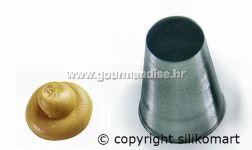 NASTAVAK ZA SLASTIČARSKU VREĆICU, okrugli, 18mm, BT218