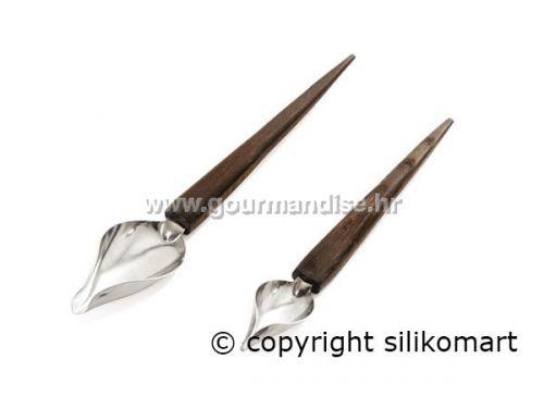 ACC099 - DEKORATIVNA ŽLICA, pakiranje od 2 kom, dimenzije 23cm i 19cm