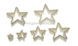 REZAČI NYLON, oblik: zvijezda, 2,9cm - 12,7cm
