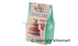 TRIKOT MIX (prah za izradu šećernih dekoracija), bijeli, 300g