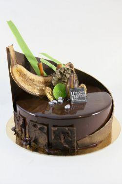 Torta CONQUISTADOR by Emmanuel Hamon