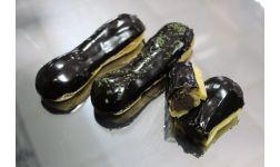 Čokoladni eclair s mentom