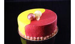 Torta MANGO-JAGODA (autorski recept Nine Tarasove)