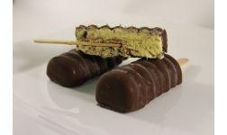 Sladoled od manga i tamne čokolade