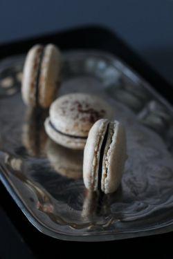 Čokoladni macarons