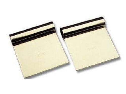 REZAČ ZA TIJESTO od nehrđajučeg čelika, dimenzija: 130x120mm