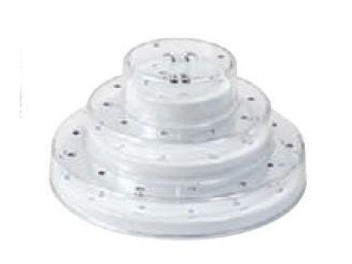 POPS STAND- bijeli stalak za cake pops, easy pops i finger food dimenzije: 220mm, visina: 110mm